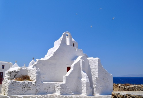Greece-Mykonos-Town-Church-2