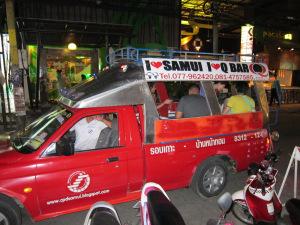 tuktuk koh samui